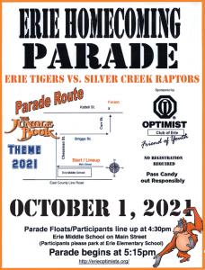 2021 Homecoming Parade